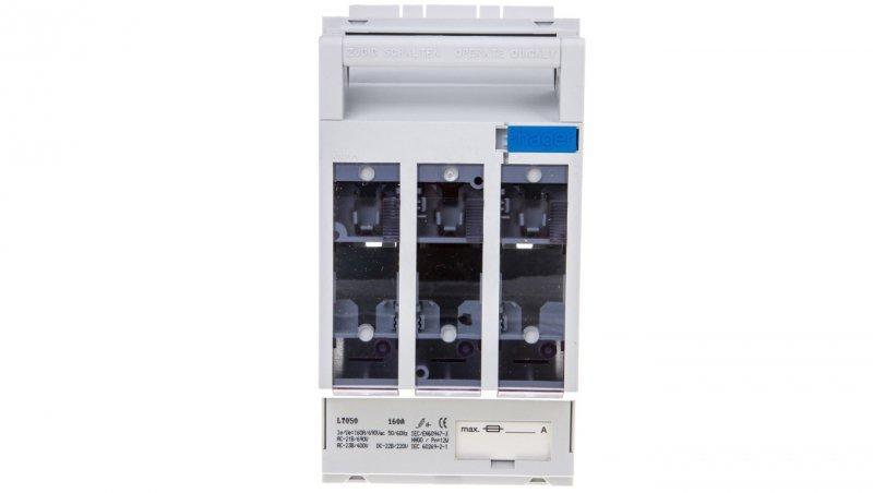 HAGER Rozłącznik bezpiecznikowy 3P 160A NH00 LT050