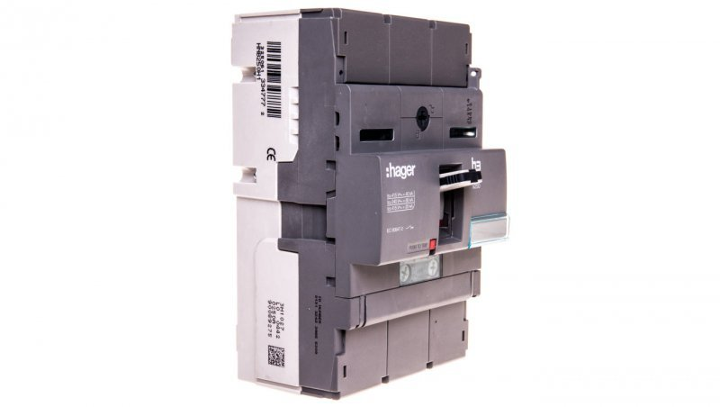 HAGER Wyłącznik mocy 250A 3P 40kA TM HNB250H