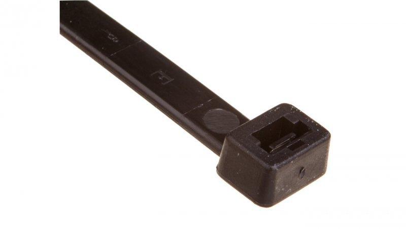 Opaska kablowa 180x7,8 czarna UV BMN2076 / 5323 /100szt./