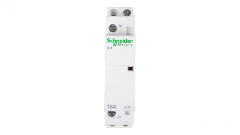 Stycznik modułowy 16A 1Z 0R 230V AC iCT A9C22711