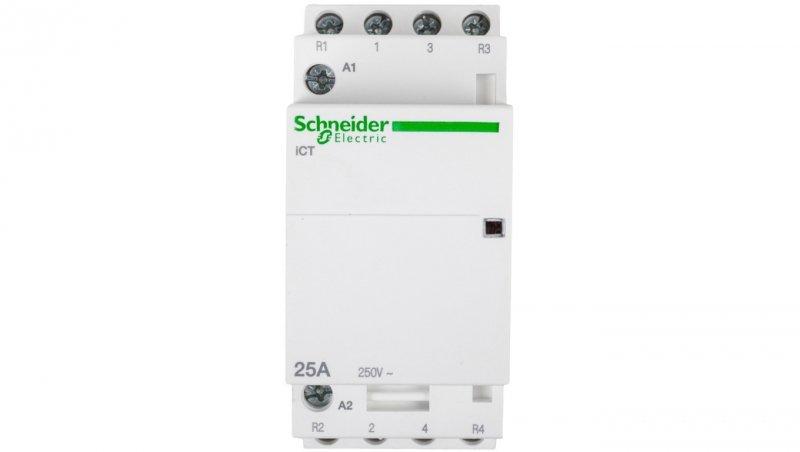 Stycznik modułowy 25A 2Z 2R 230V AC iCT A9C20838