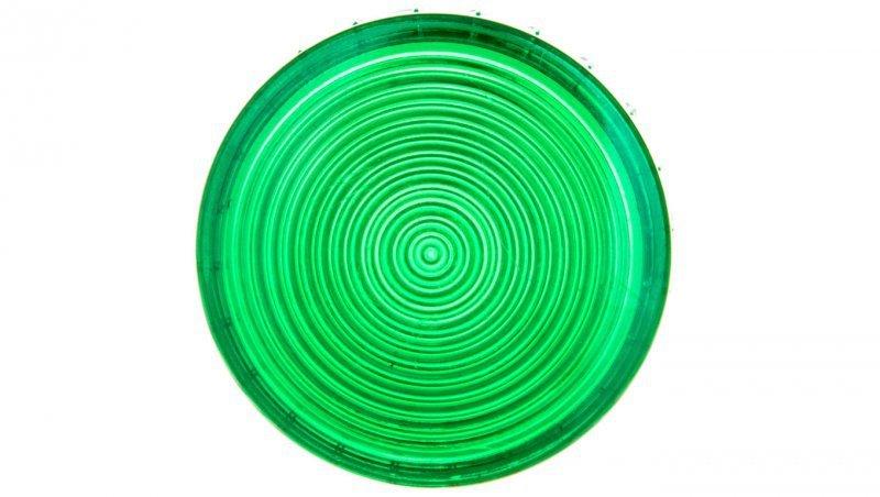 Lampka sygnalizacyjna 22mm zielona 24V AC/DC SP22-LZ-24-LEDAC/DC