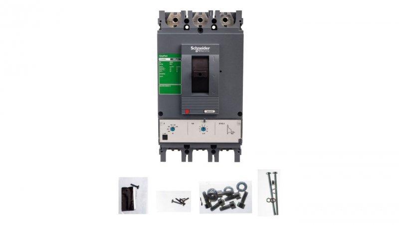 Wyłącznik mocy 400A 3P 50kA EasyPact CVS400 TM400D LV540510