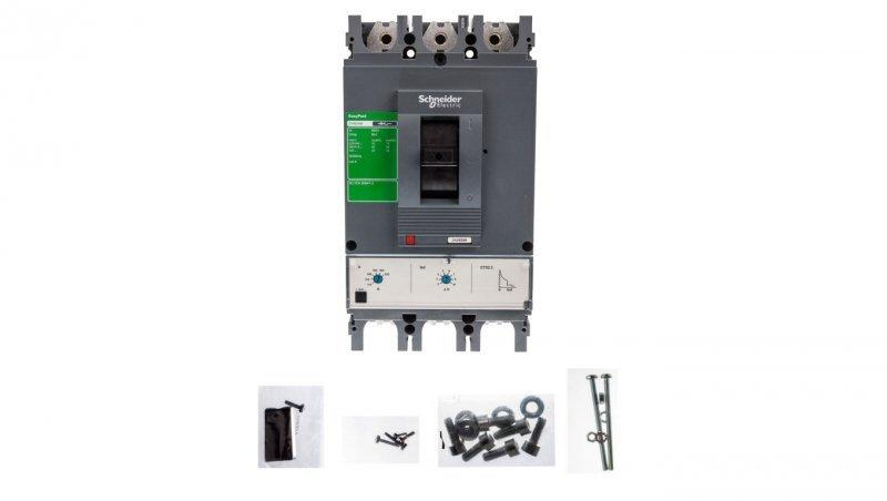 Wyłącznik mocy 630A 3P 50kA EasyPact CVS630N LV563510