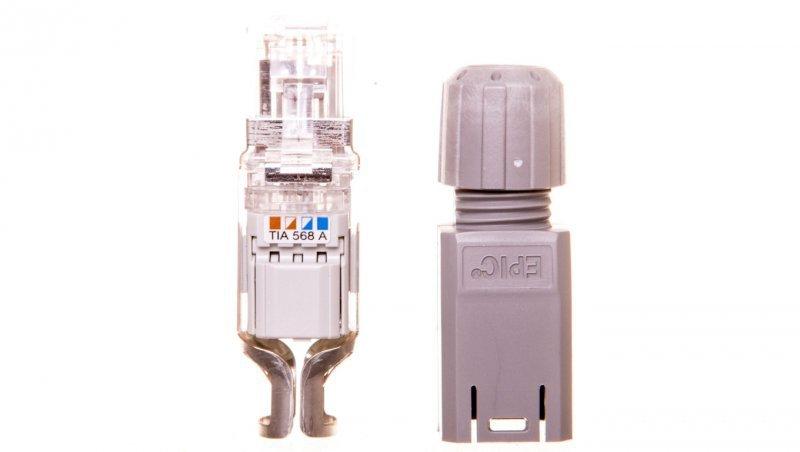 Wtyk RJ45 kat.5e ekranowany FM45 21700540