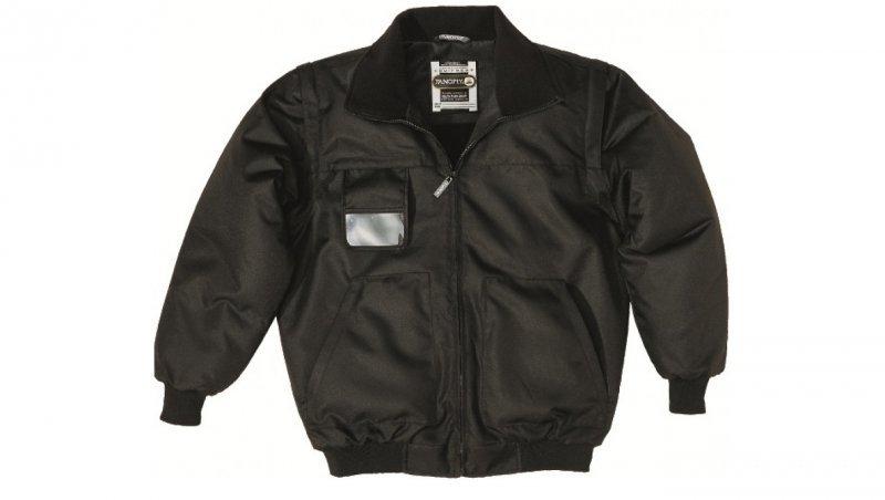 Bluza RENO z podszewką z polaru odpinane rękawy czarny S RENONOPT