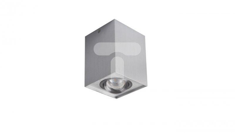 Oprawa nasufitowa punktowa GORD DLP 50-AL aluminium 25472