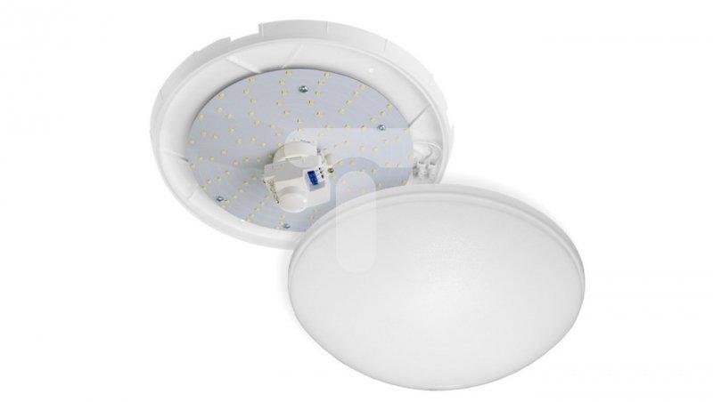 Plafoniera PANTERA LED 13W 4000K 1400lm czujnik ruchu D.3198RM-BN-13W