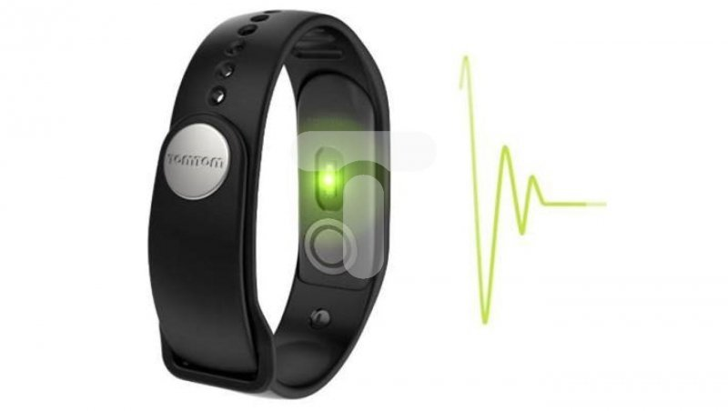 Opaska TOMTOM Touch Cardio+Body Composition BLK (L) 1AT0.001.01