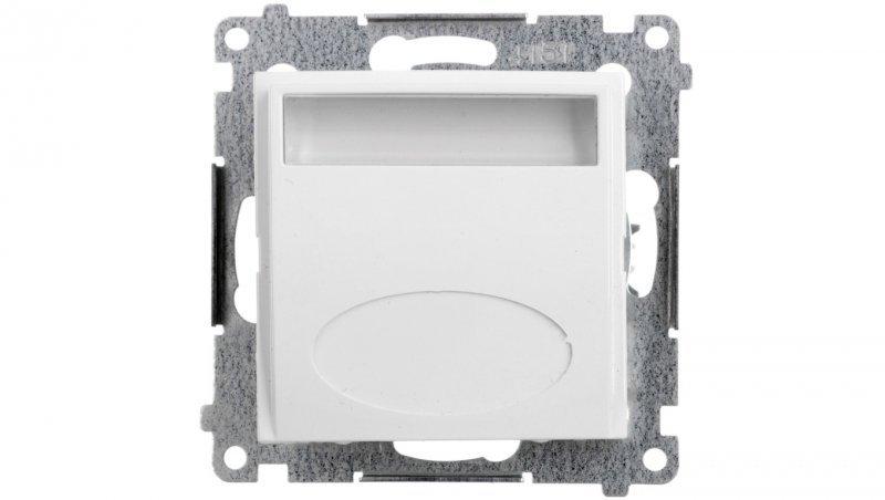 Kontakt Simon 54 Oprawa oświetleniowa LED 230V biały DOS.01/11