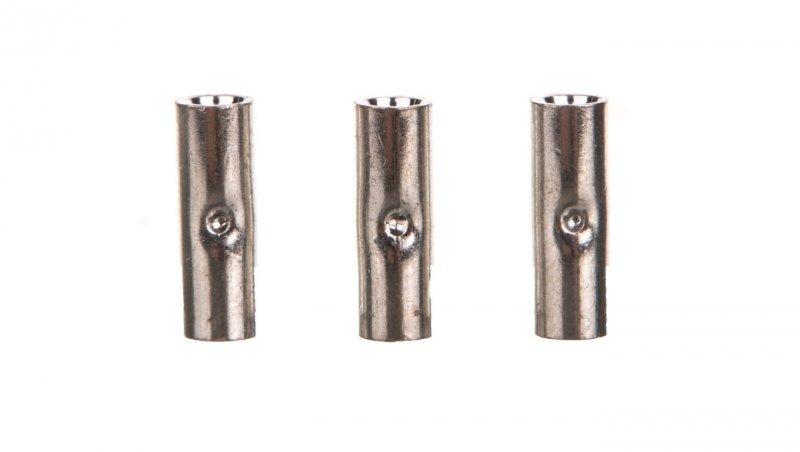 Końcówka (tulejka) łącząca miedziana cynowana KL 4-15 E11KM-01060100600 /100szt./