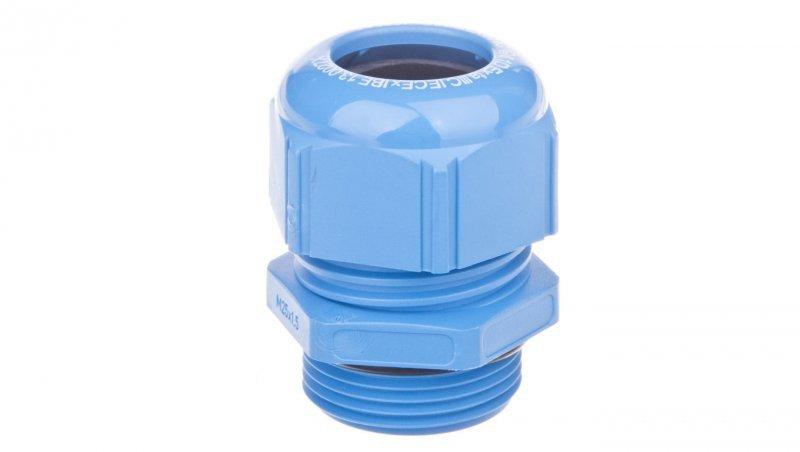 Dławnica kablowa poliamidowa M25 IP68 SKINTOP K-M 25 ATEX plus niebieska 54115430