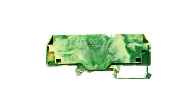 Złączka 3-przewodowa 16mm2 żółto-zielona 283-677