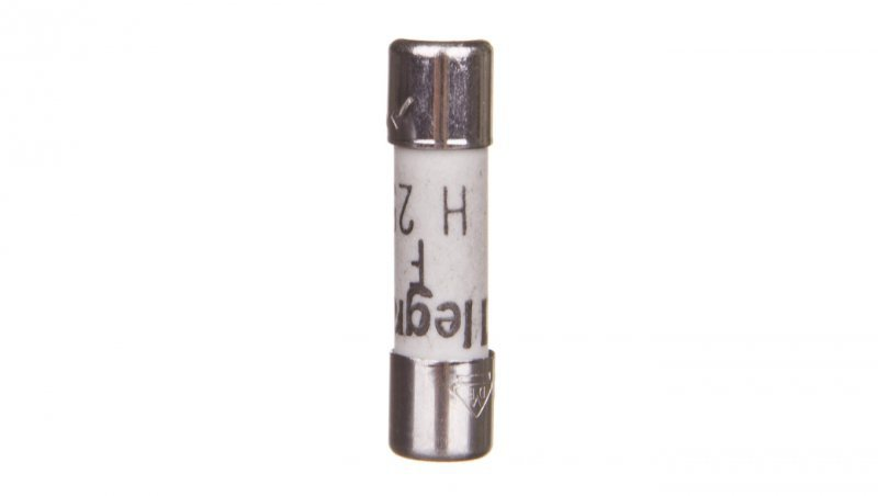 Legrand Wkładka bezpiecznikowa cylindryczna 5x20mm 2A F 250V 010220