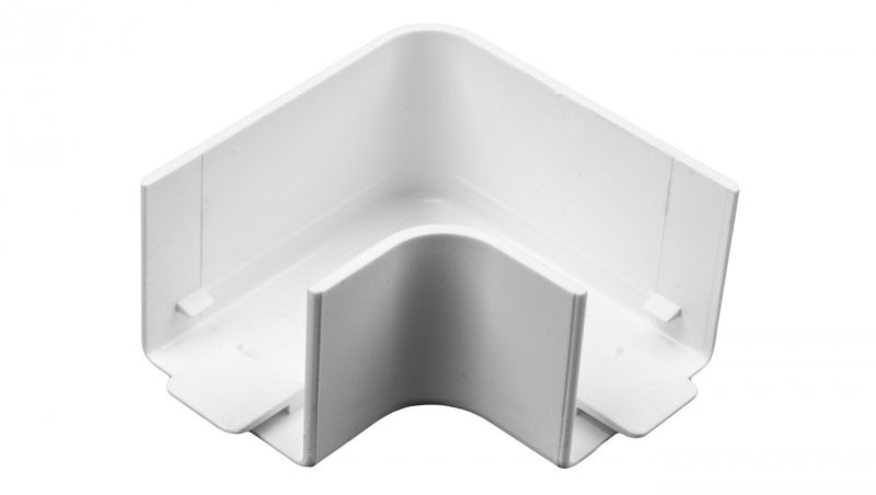 Naroże płaskie kanału WDK 25x25 HF25025RW białe 6192785 /4szt./