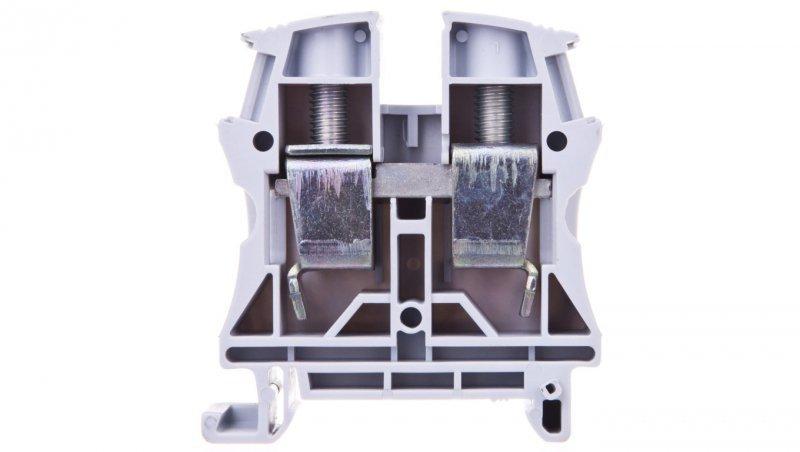 Legrand Złączka szynowa 2-przewodowa 35mm2 szara 037165