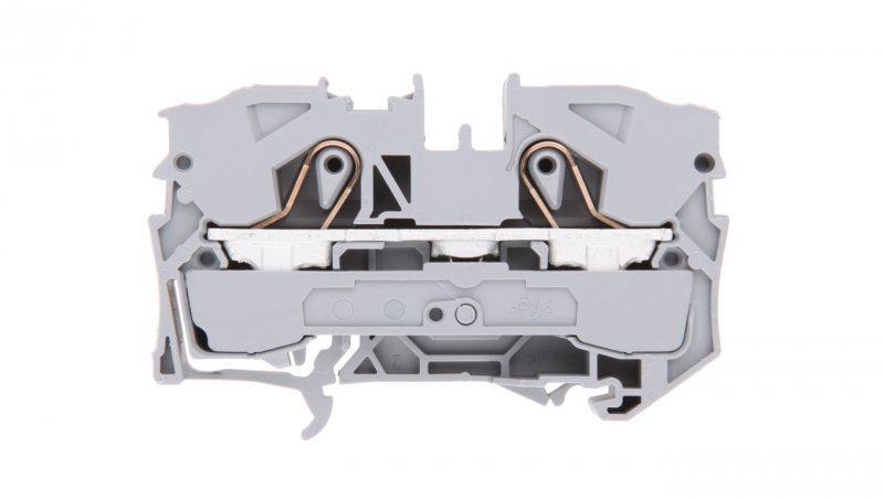 WAGO Złączka szynowa 2-przewodowa 10mm2 szara 2010-1201 TOPJOBS