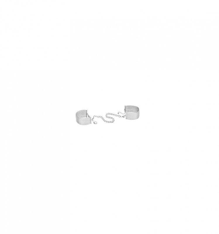 Bijoux Indiscrets - Désir Métallique Handcuffs (srebrne)