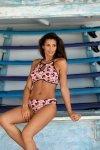Kostium Kąpielowy Layla Nero-Frosted M-508 (1)
