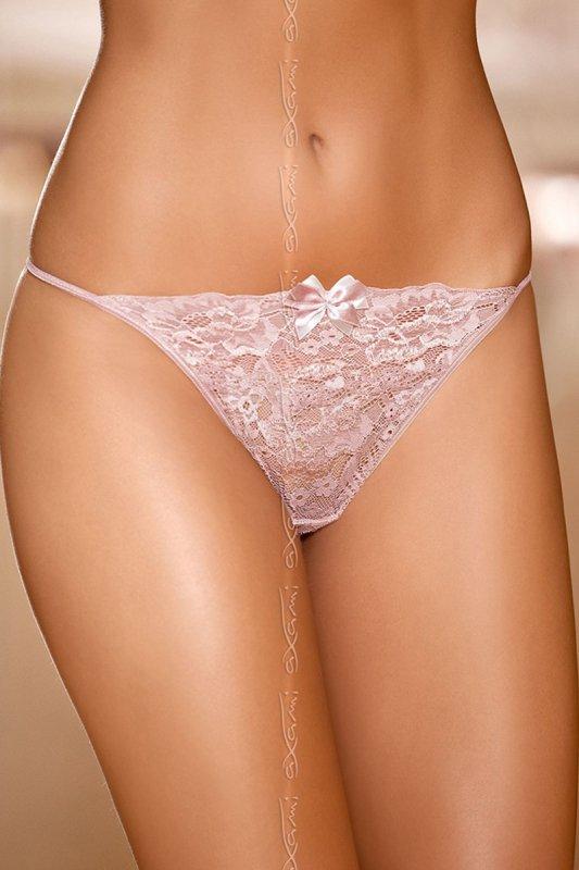 Stringi Model V-4248 Madamme Extravaganza Dirty Pink - Axami