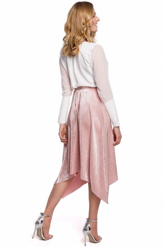 Spódnica Model K058 Pink - Makover