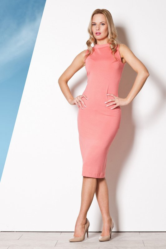 Sukienka Model 263 Pink - Figl