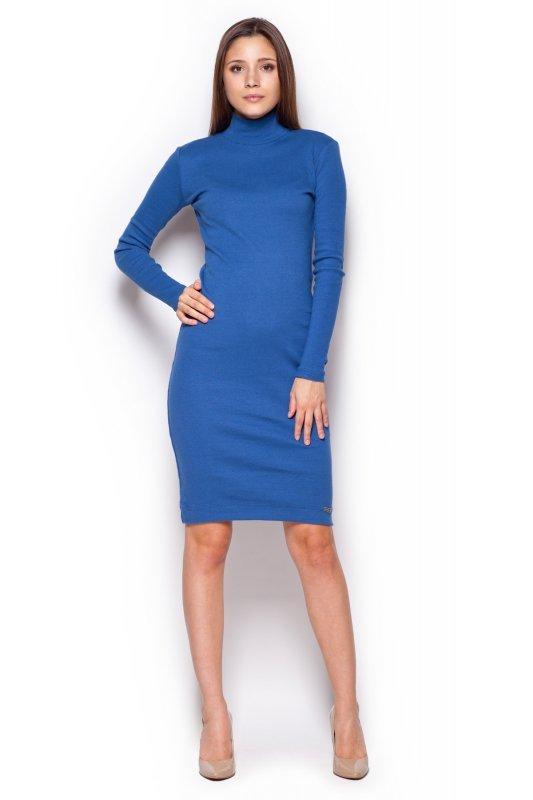 Sukienka Model 332 Blue - Figl