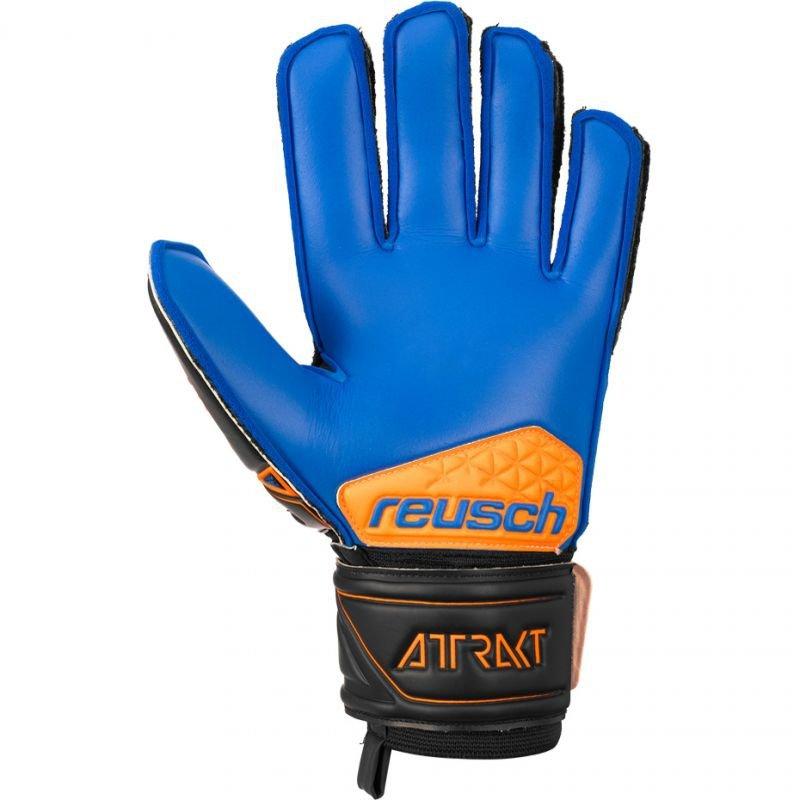 Rękawice bramkarskie Reusch Attrakt SG Extra 5070835 7083
