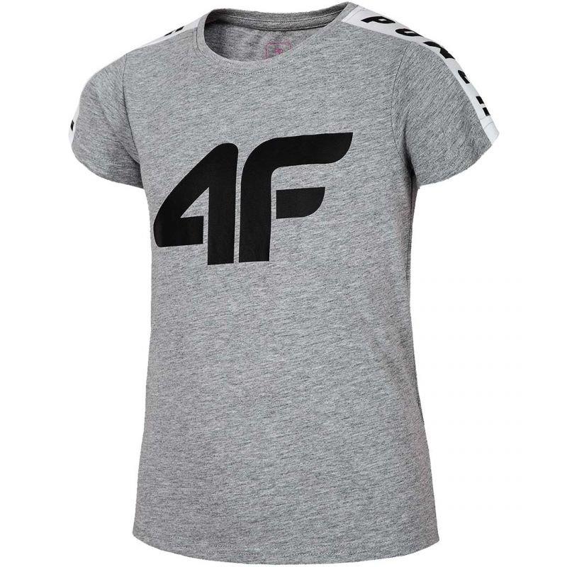 Koszulka 4F Jr HJL20 JTSD004A 25M