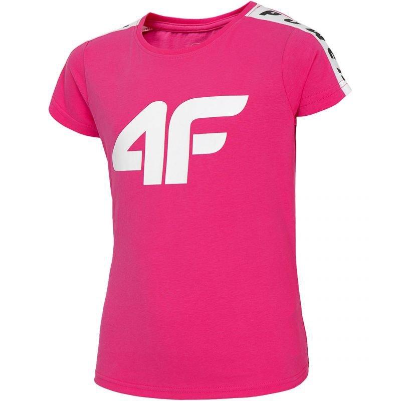 Koszulka 4F Jr HJL20 JTSD004B 55S