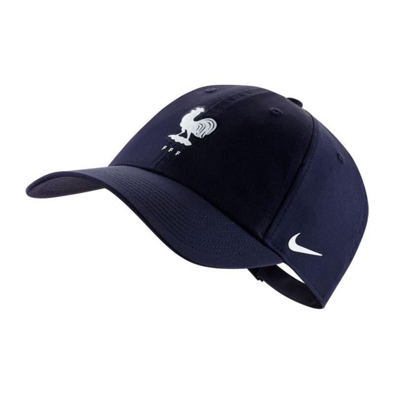 Czapka z daszkiem Nike France Heritage CU7611-498