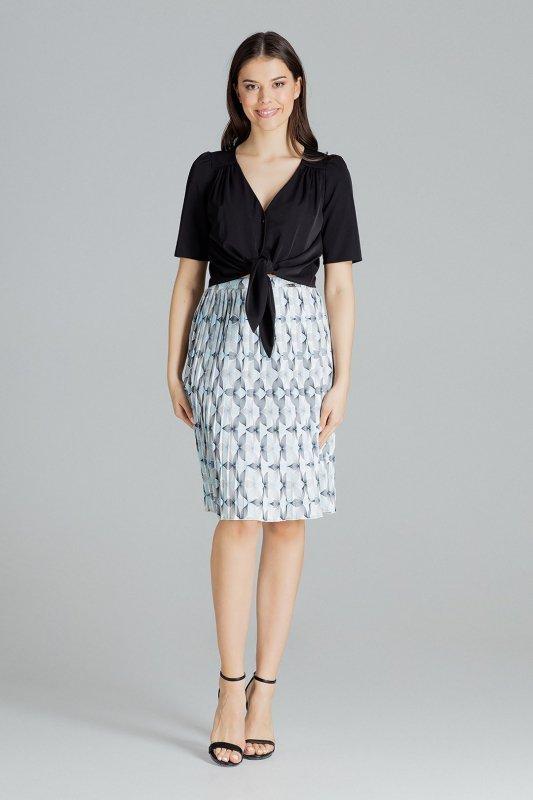 Bluzka L081 Czarny XL