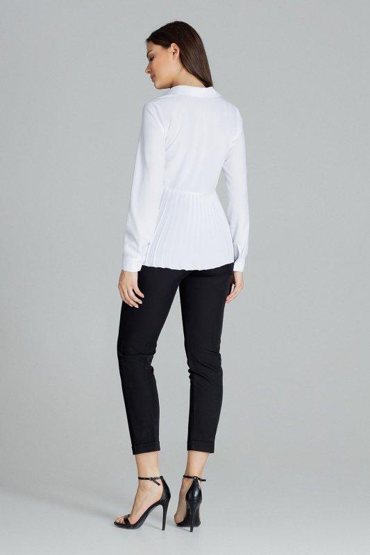Bluzka L089 Biały L