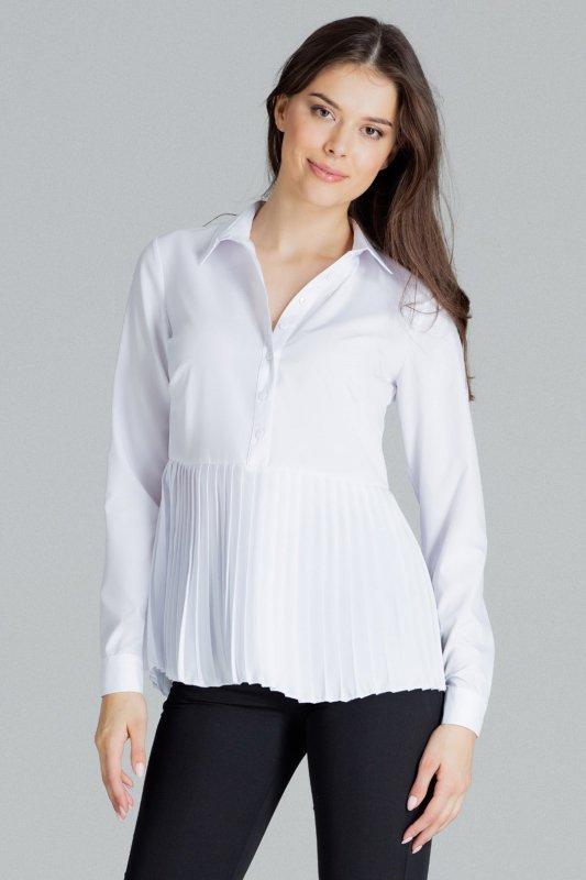 Bluzka L089 Biały XL