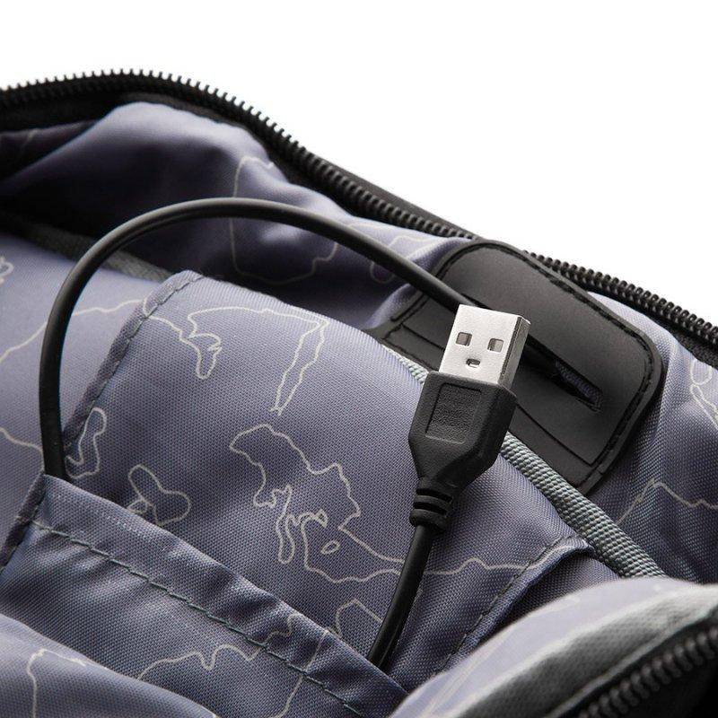 PLECAK NA LAPTOPA HAROLD`S USB 4080