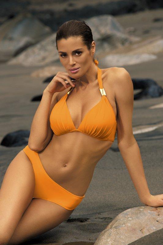 Kostium kąpielowy Lauren Orangina M-325 mandarynka (82)