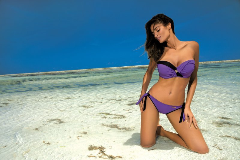 Kostium kąpielowy Jessica Viola M-400 (1)