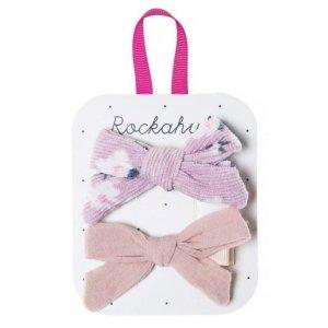 Rockahula Kids - spinki do włosów dla dziewczynki Florence Tie Heather