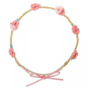 Wianek na głowę dla dziewczynki - Kwiaty - Rockahula Kids