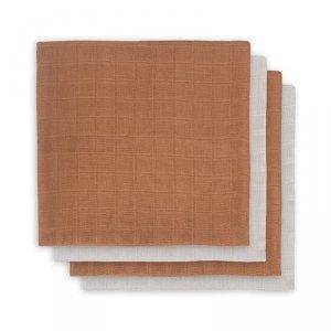 Pieluszki bambusowe dla dziecka 70 x 70 cm Caramel - Jollein - 4 szt.