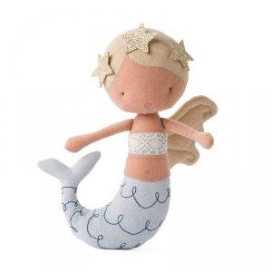 Przytulanka Syrenka dla dziewczynki  Pearl 22 cm