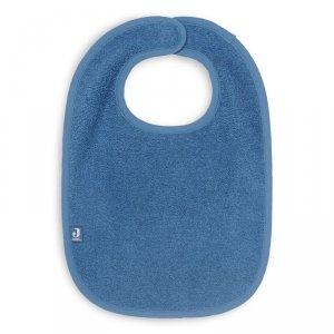 Śliniaczek dla dziecka frotte JEANS BLUE