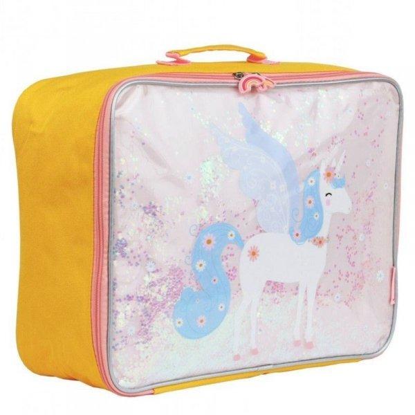 Lśniąca walizeczka - Jednorożec