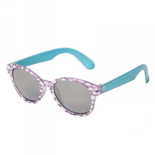 Okulary dziecięce 100% UV  - Chmurki