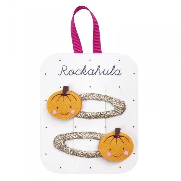 Rockahula Kids - spinki do włosów dla dziewczynki Małe Dynie - Halloween