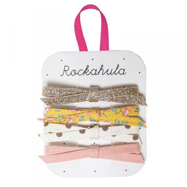 Spinki do włosów dla dziewczynki - Kokardki - Rockahula Kids