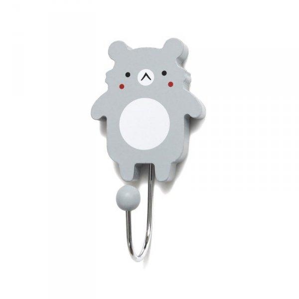 Wieszak Mały Koala - szary