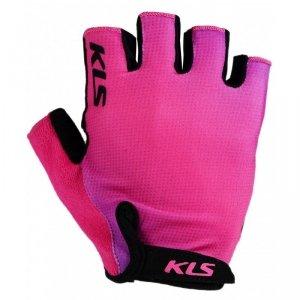 Rękawiczki KELLYS FACTOR KRÓTKIE, purple różowo-fiolet S