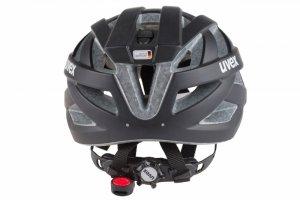 Kask UVEX I-VO cc - czarny mat L 56-60cm
