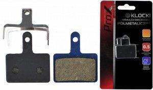 Klocki hamulcowe tarczowego połmetaliczne PROX Shimano BS01 M525/M515/M475/C501/C60